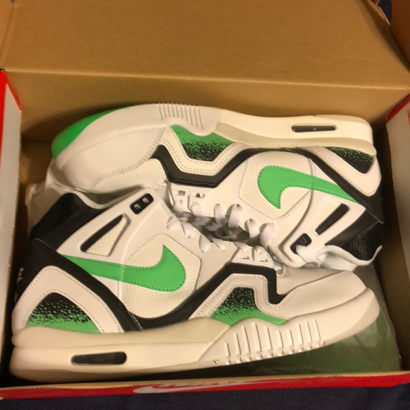 "40baa3b64 Nike air tech challenge 2 ""poison green"""